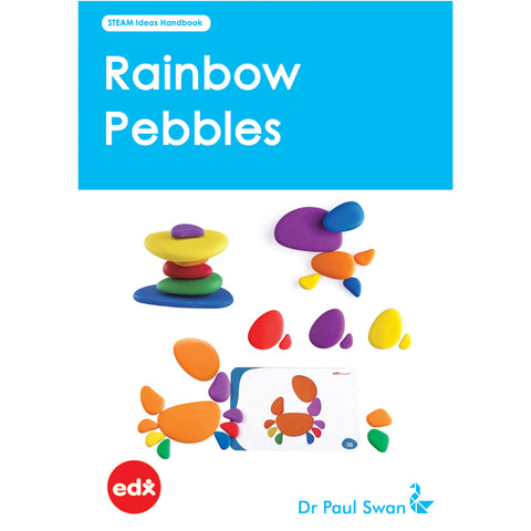 Activity Book - Rainbow Pebbles