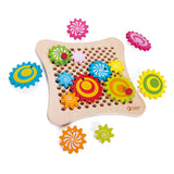 Wooden Gear Game 18pc
