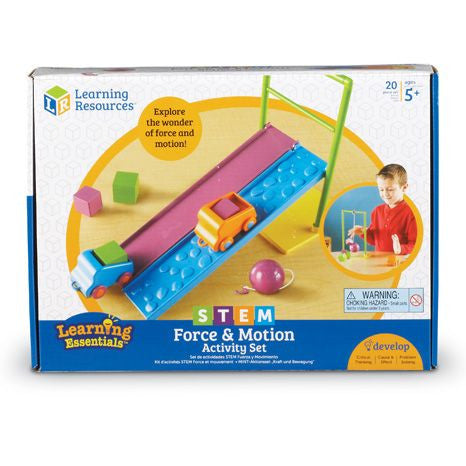 STEM - Force and Motion Activity Set - iPlayiLearn.co.za  - 1