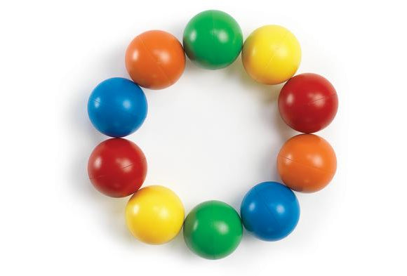 Jumbo Magnetic Marbles 5pc