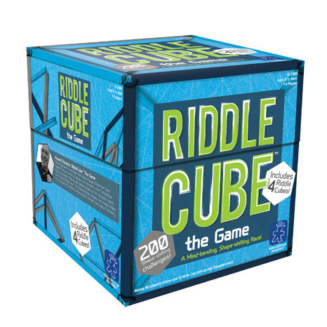 RiddleCube™ the Game - iPlayiLearn.co.za  - 1