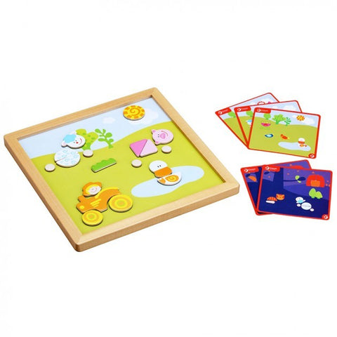 Farm Magnetic Activity Box 50pc
