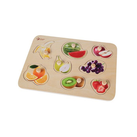 Fruit Puzzle 8pc