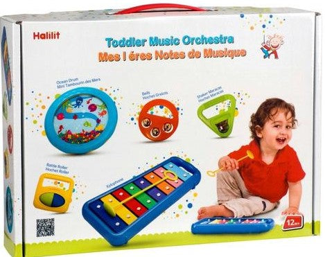 Toddler Music Orchestra Gift Set 5pc