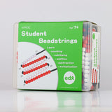 String Bead Abacus Student 100 beads 10mm - 10pc set