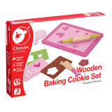 Wooden Baking Cookie Set 13pc