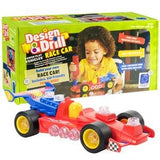 Design & Drill® Power Play Vehicles - Race Car