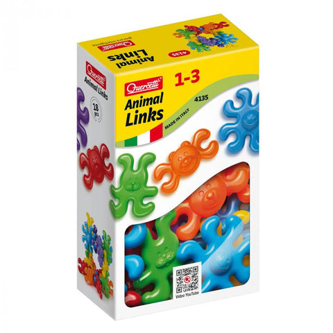 Animal Links - 18pc - iPlayiLearn.co.za