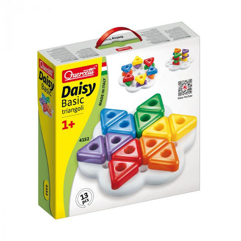 Daisy Triangles - 13pc - iPlayiLearn.co.za