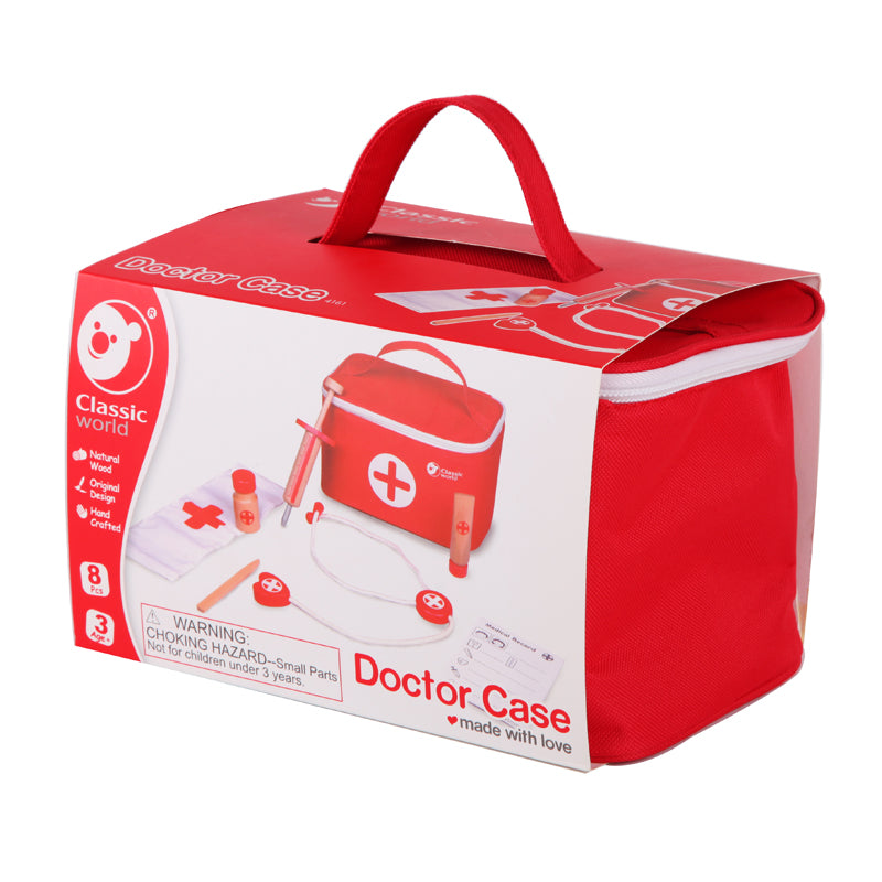 Doctor Case 8pc
