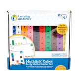 Mathlink® Cubes Activity Set 100pc