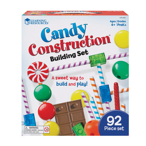 Candy Construction - iPlayiLearn.co.za  - 1
