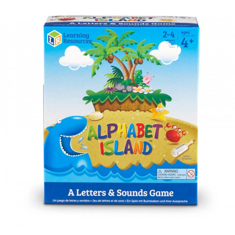 Alphabet Island™ A Letter & Sounds Game - iPlayiLearn.co.za  - 1