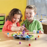 Mini Muffin Match Up Maths Activity Set - iPlayiLearn.co.za  - 3