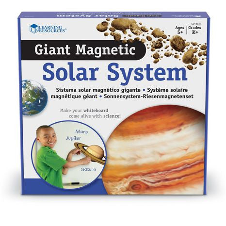 Giant Magnetic Solar System - iPlayiLearn.co.za  - 1