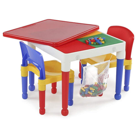 Building Block Table & Chair Set