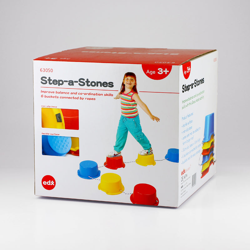 Step A Stones 6pc