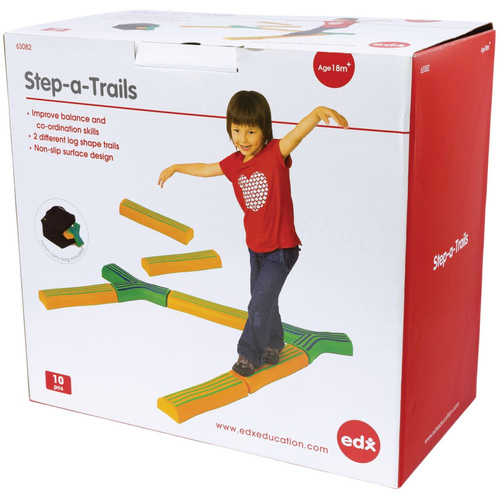 Step-a-Trails 10pc