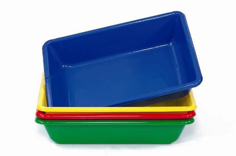 Desk Top Water Tray - 4 colours (50 x 70 x 15cm) - iPlayiLearn.co.za