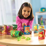 1 To 10 Counting Cans - iPlayiLearn.co.za  - 3
