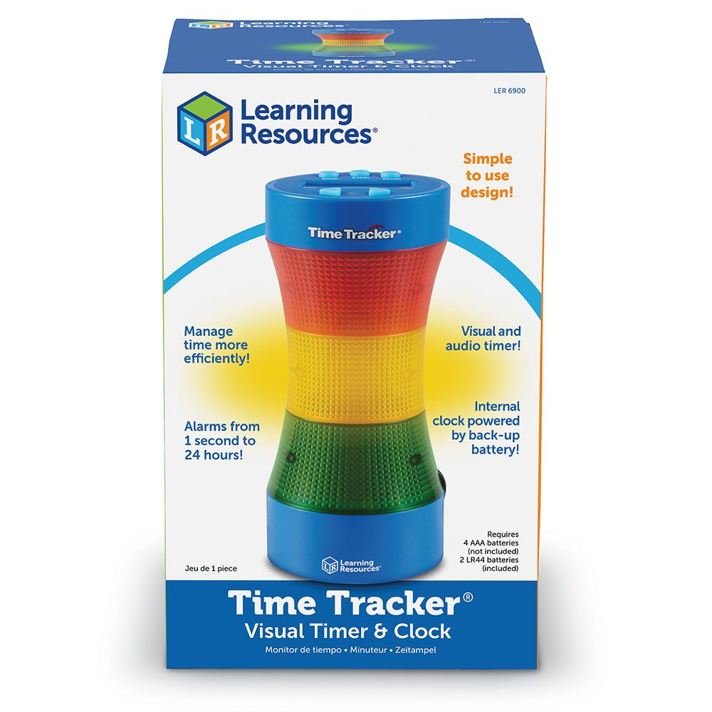 Time Tracker® 2.0 Classroom Timer & Clock