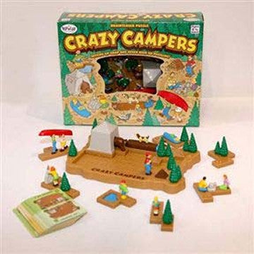 Crazy Campers - iPlayiLearn.co.za