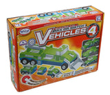 Mix or Match Magnetic Vehicles 4