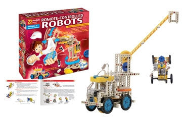 Remote Controlled Robots 212pc - iPlayiLearn.co.za