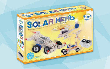 Solar Hero 61pc - iPlayiLearn.co.za