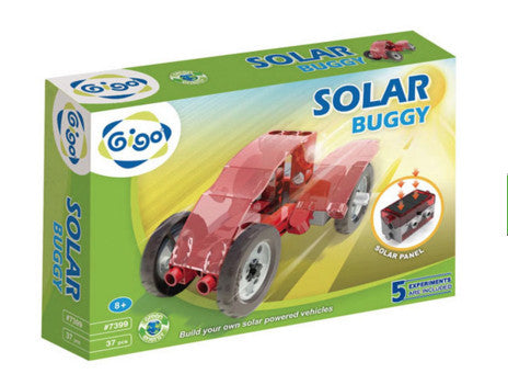 Solar Buggy 37pc - iPlayiLearn.co.za  - 1