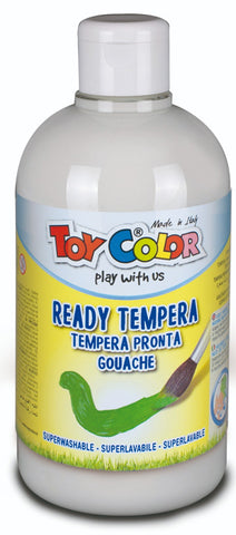 Paint Tempera Superwashable Ready Mix  250ml (Single)