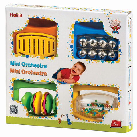 Mini Orchestra 4pc set