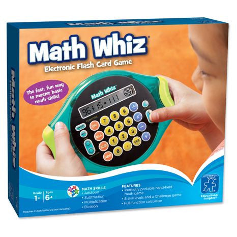 Math Whiz™ Maths Challenge - iPlayiLearn.co.za  - 1