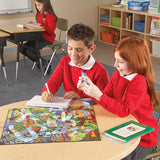 Play by the Book Reading Comprehension Game - iPlayiLearn.co.za  - 2