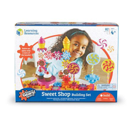 Gears! Gears! Gears!® Sweet Shop Building Set - iPlayiLearn.co.za  - 1