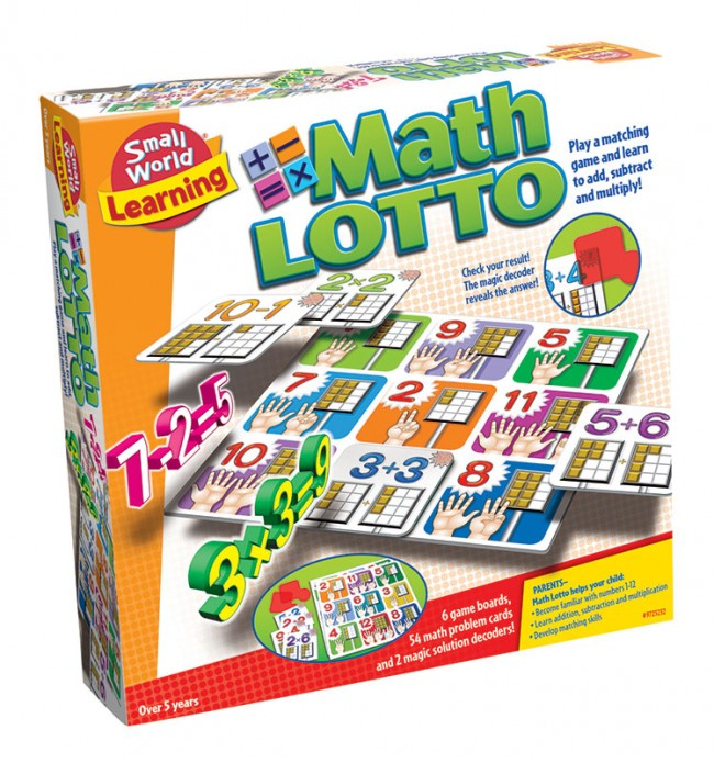 Math Lotto