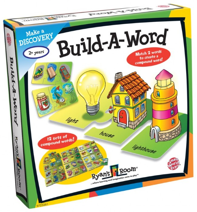 Build-A-Word Game