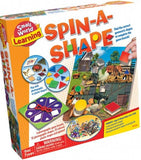Spin-A-Shape Game