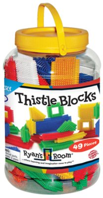 Thistle Blocks 112pc