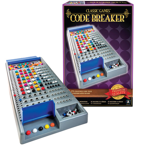 Classic Games Collection: Code Breaker