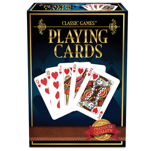 Classic Games Collection: 1 Deck Playing Cards