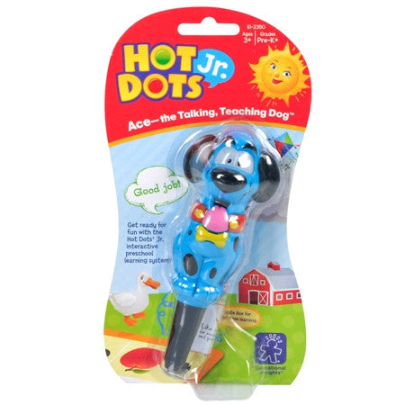 "Hot Dots® Jr. ""Ace"" - the Talking, Teaching Dog® - iPlayiLearn.co.za  - 1"