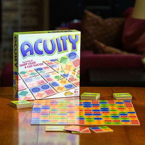Acuity Game of Visual Perception