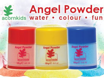 AcornKids Angel Powder Set
