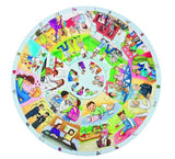 "XXL Learning Puzzle ""My Life"" 49pc"