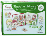 Right or Wrong Card Game