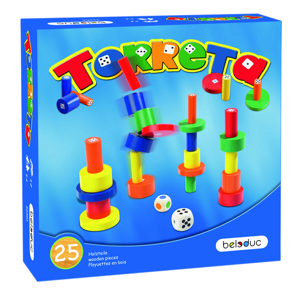 Torreta Game 27pc - iPlayiLearn.co.za
