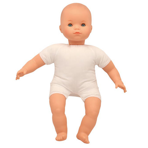 Soft Body Baby Doll - Caucasian