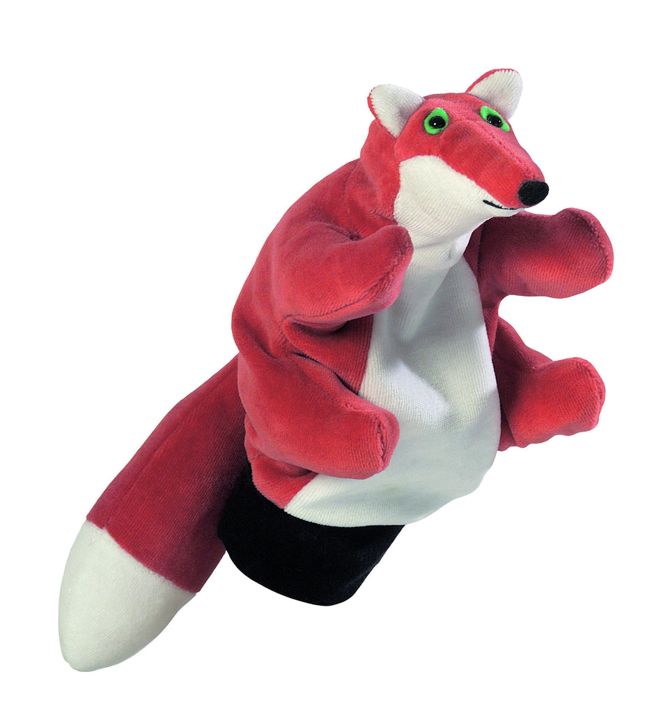 HAND PUPPET - Fox - iPlayiLearn.co.za