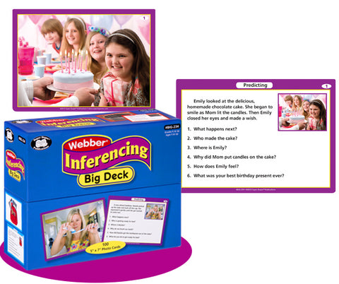 Webber® Inferencing BIG Deck